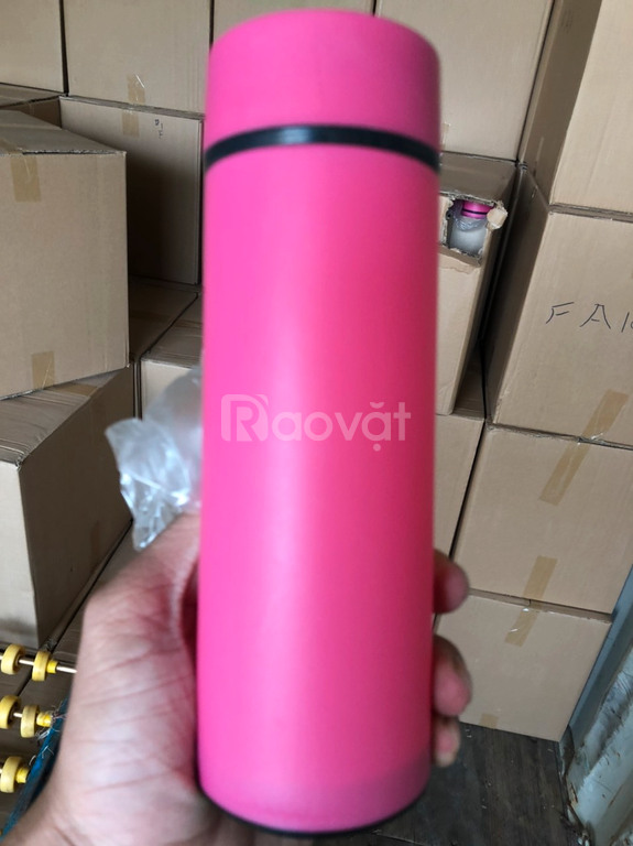 Bình giữ nhiệt inox 304 in logo làm quà tặng tại Quảng Nam