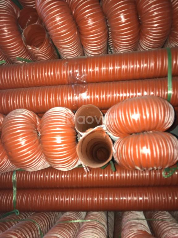 Thông tin ống silicon chịu nhiệt độ cao phi 63, phi 76, phi 90mm