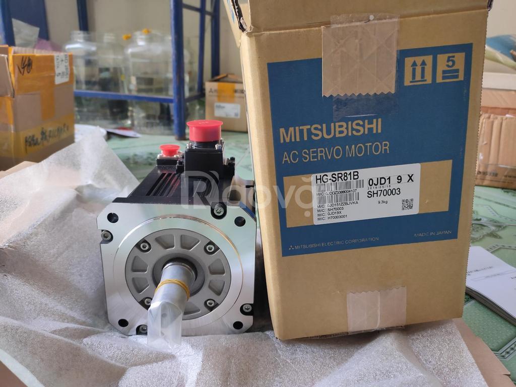 Servo Motor HG-SR81B Mitsubishi chính hãng giá rẻ