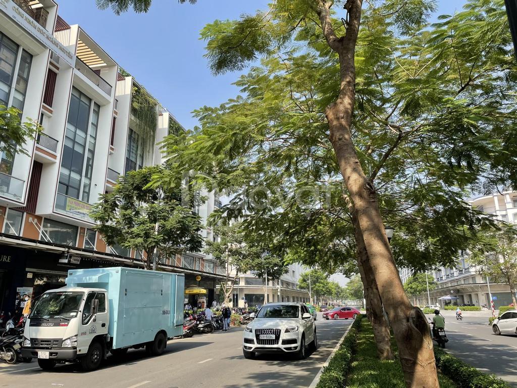 Bán shophouse mặt tiền đường Nguyễn Thị Nhung đang cho thuê