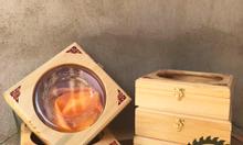 Xưởng sản xuất hộp yến sào gỗ HAMET, chuyên sỉ và lẻ hộp yến gỗ