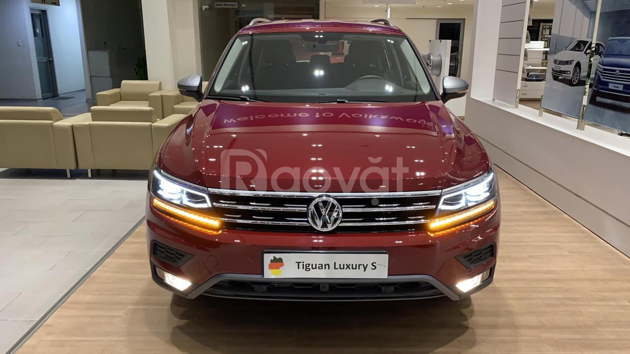 Volkswagen Tiguan Luxury S 2021 SUV Đức nhập khẩu