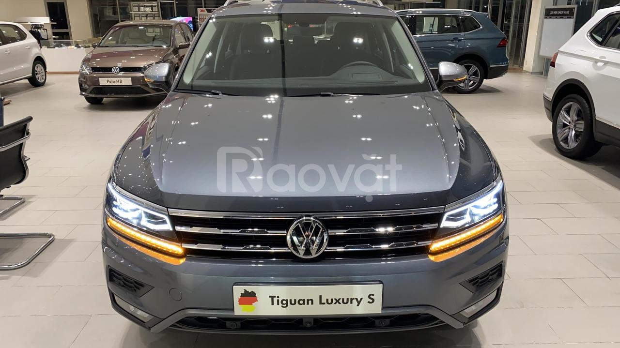 Volkswagen Tiguan Elegance SUV Đức nhập khẩu