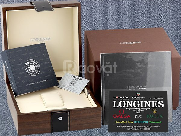 Longines DayDate Master Collection L678.2