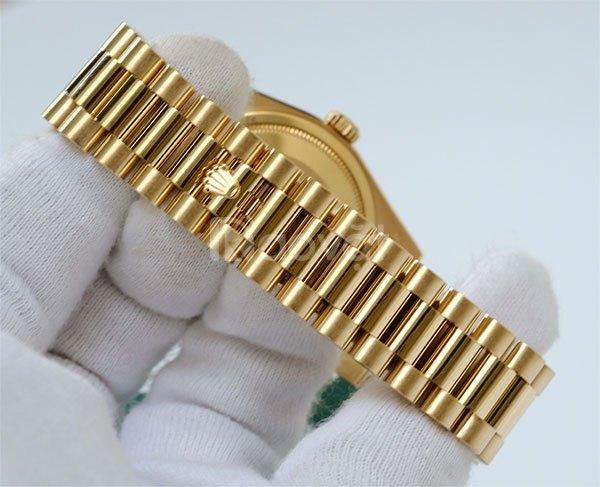 Rolex Daydate Green new fullbox