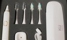 Bàn chải điện xanh, trắng Kuchen KU 9500