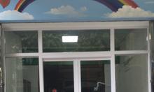 Cửa nhôm kính dạng lùa giá tốt tại Bắc Ninh, Bắc Giang