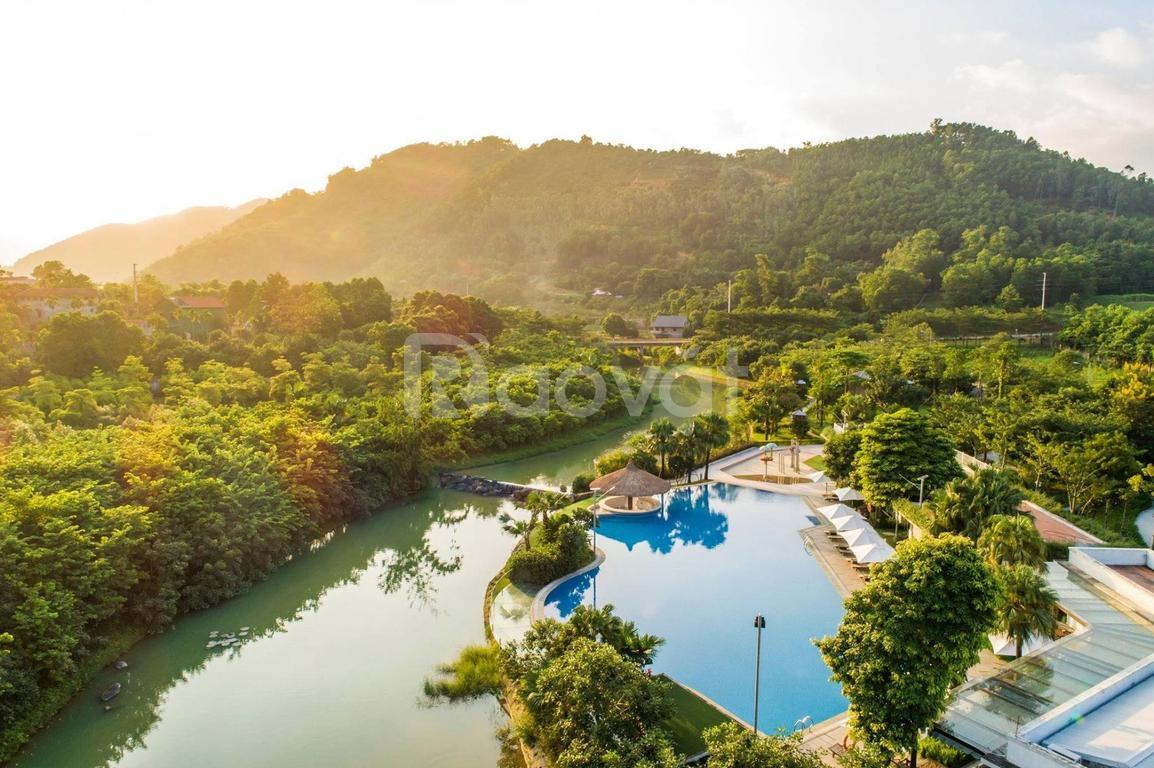 Xuất ngoại giao khu C Xanh Villas, Láng Hòa Lạc