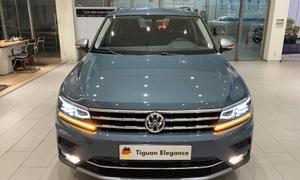 VW Tiguan Elegance 2021 màu độc giao ngay giá tốt mùa Covid