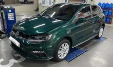 Volkwagen Polo Hatchback đô thị Đức giảm giá mùa covid
