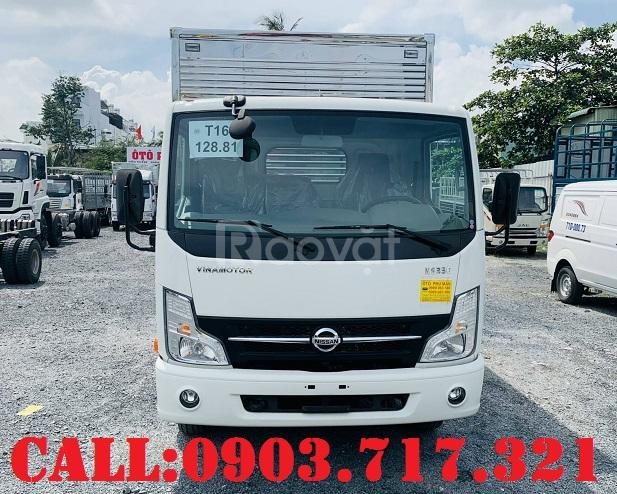 Xe tải Nissan 3T5,  thùng kín 2020