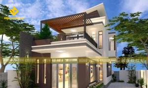Thiết kế nhà trọn gói biệt thự, nhà phố, khách sạn