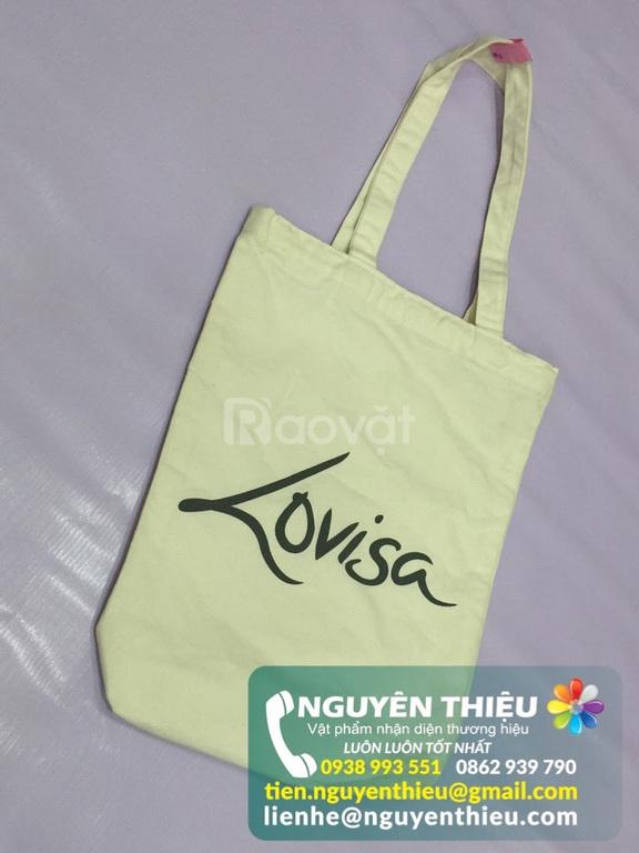 Cung cấp túi vải nhiều chất liệu, may túi vải giá rẻ theo yêu cầu