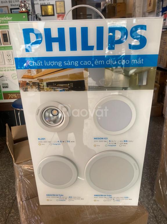 Đèn chiếu sáng Philips