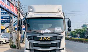 Xe tải Jac A5 thùng dài 9m6 nhập khẩu 2021 giá tốt