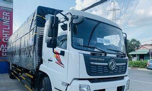 Bán xe tải DongFeng B180 Hoàng Huy thùng 9m5 nhập khẩu 2021