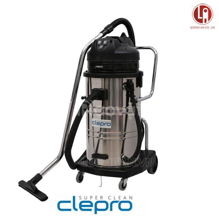 Máy hút bụi công nghiệp Clepro S3/60