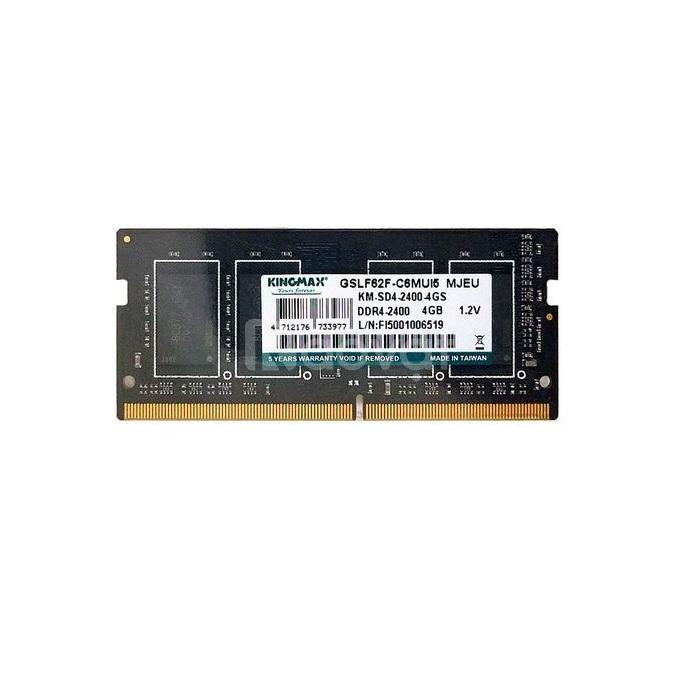 Bán RAM laptop Kingmax 4GB chính hãng có bảo hành