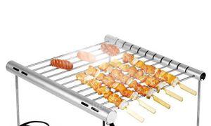 Bếp nướng thịt trong nhà