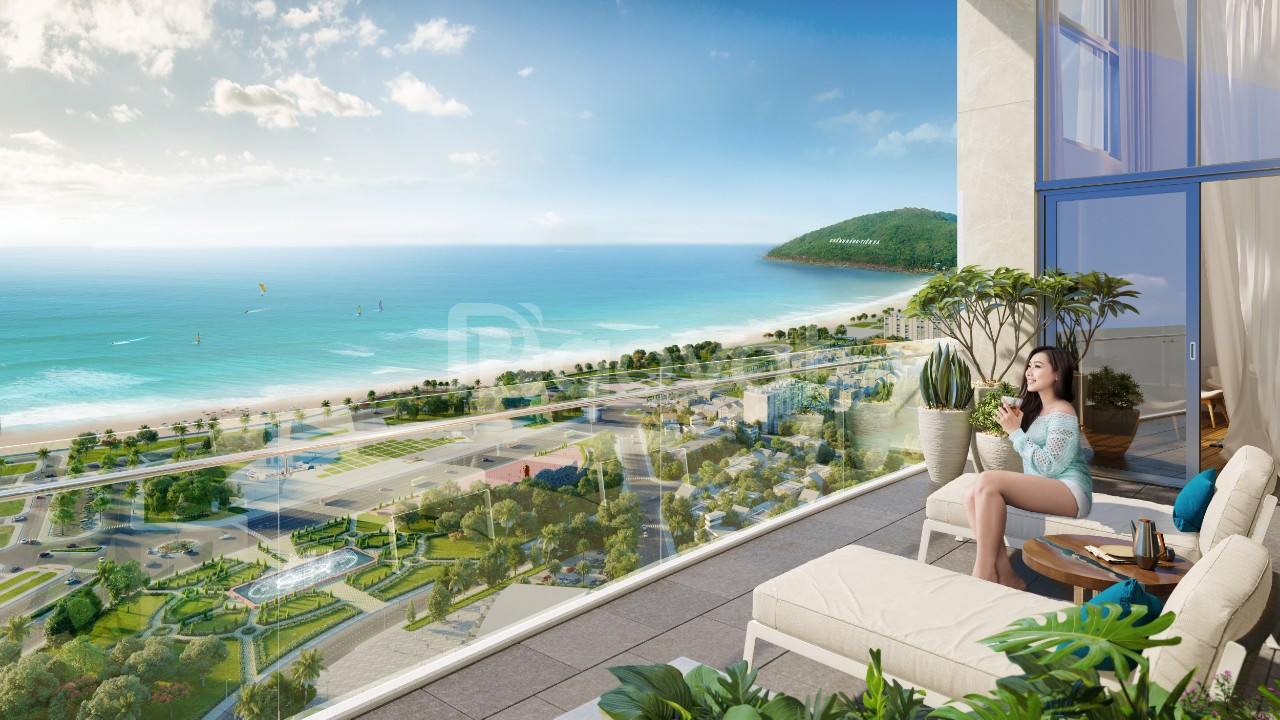 Booking Wyndham Sailing Bay resort Quy Nhơn