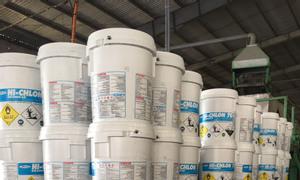 Chlorin khử khuẩn, xử lí nước