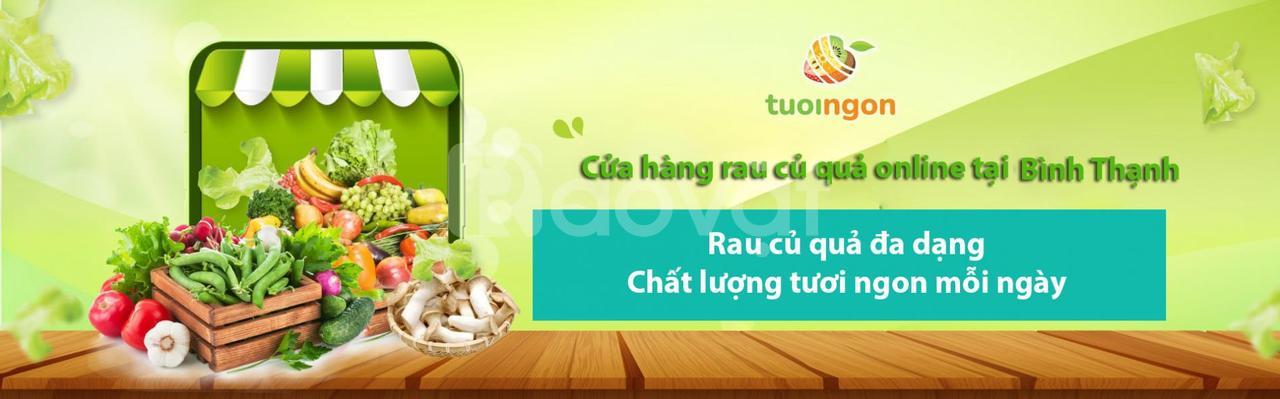 Cung cấp rau củ sạch quận Bình Thạnh