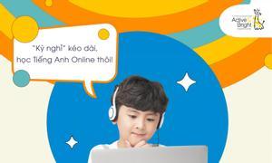 Tuyển sinh lớp tiếng anh tương tác online cho bé 7-10 tuổi