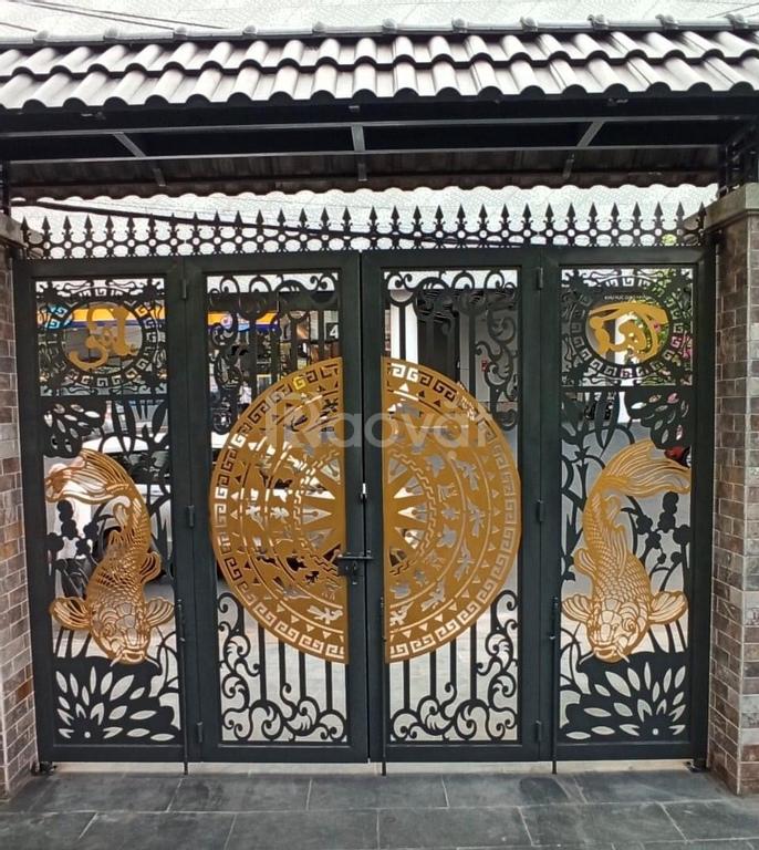 Cổng chào, cửa cổng chào cửa khu phố