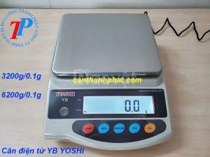 Cân điện tử Yoshi YB-3201 3,2kg 0.1g
