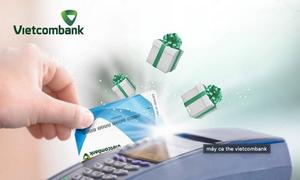 Chương trình miễn phí lắp đặt máy thanh toán thẻ POS Vietcombank