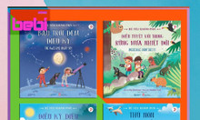 Đầu sách giúp con yêu tư duy và hoàn thiện kỹ năng cho trẻ