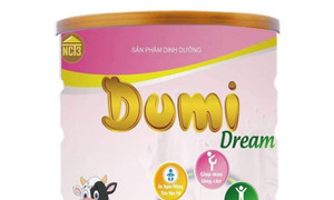Sữa Dumi Dream 1-6 tuổi