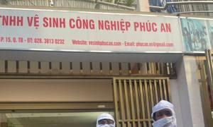 Dịch vụ chuyên phun thuốc khử trùng uy tín tại TPHCM
