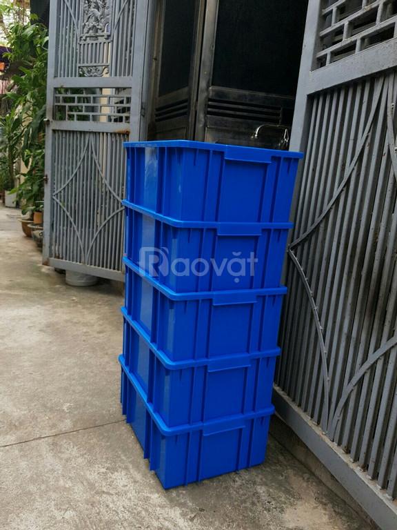 Thùng nhựa đặc,sóng nhựa bít,thùng nhựa B3
