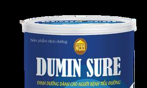 Dumin sure sữa dành cho người tiểu đường
