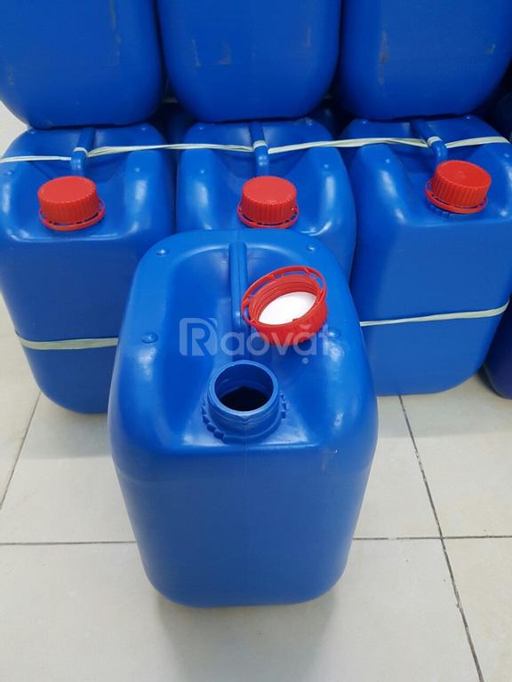 Can nhựa 10 lít,can nhựa đựng hóa chất