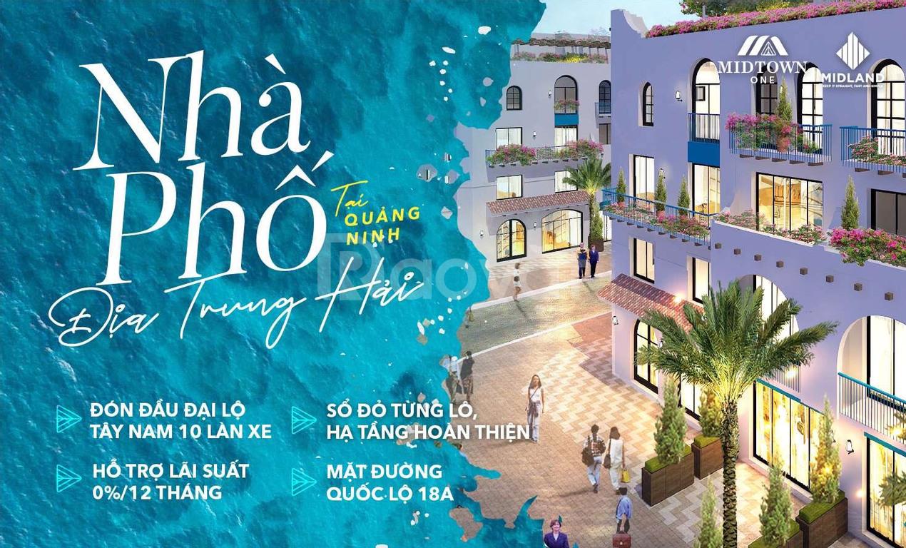 Đất nền Quảng Ninh, sóng đại lộ Tây Nam 10 làn xe, Vincom Plaza, có sổ