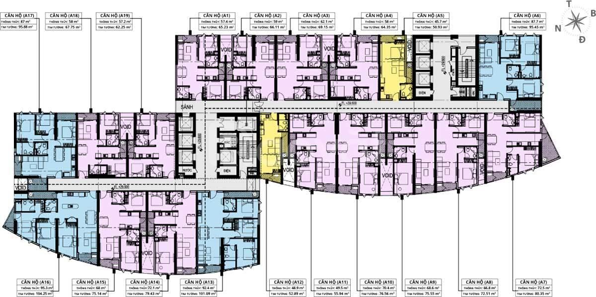 Ra mắt căn hộ nghĩ dưỡng 5 sao Wyndham The Sailing Quy Nhơn