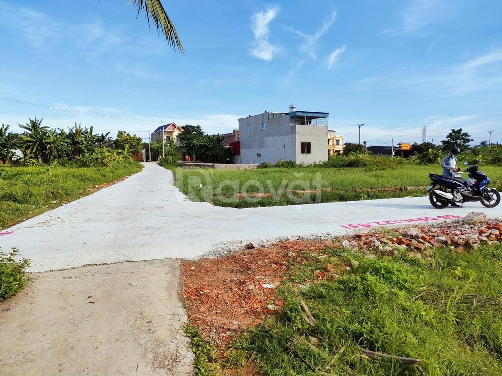 Đất nền giá F0 Minh Đức, Đồ Sơn, đường to gần KCN Đồ Sơn