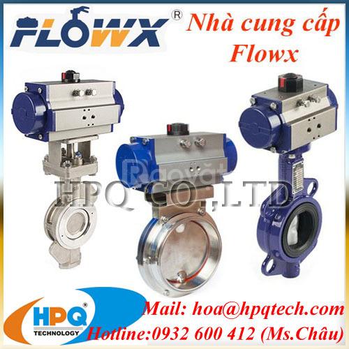 Nhà cung cấp Van FLOWXchính hãng tại Việt Nam