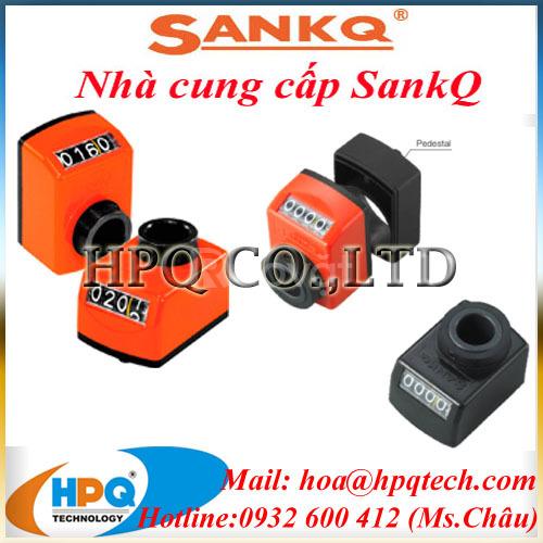 Bộ đếm số SANKQ chính hãng có bảo hành tại Việt Nam