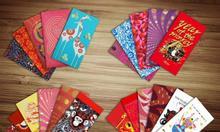 In bao lì xì phong cách Nhật Bản