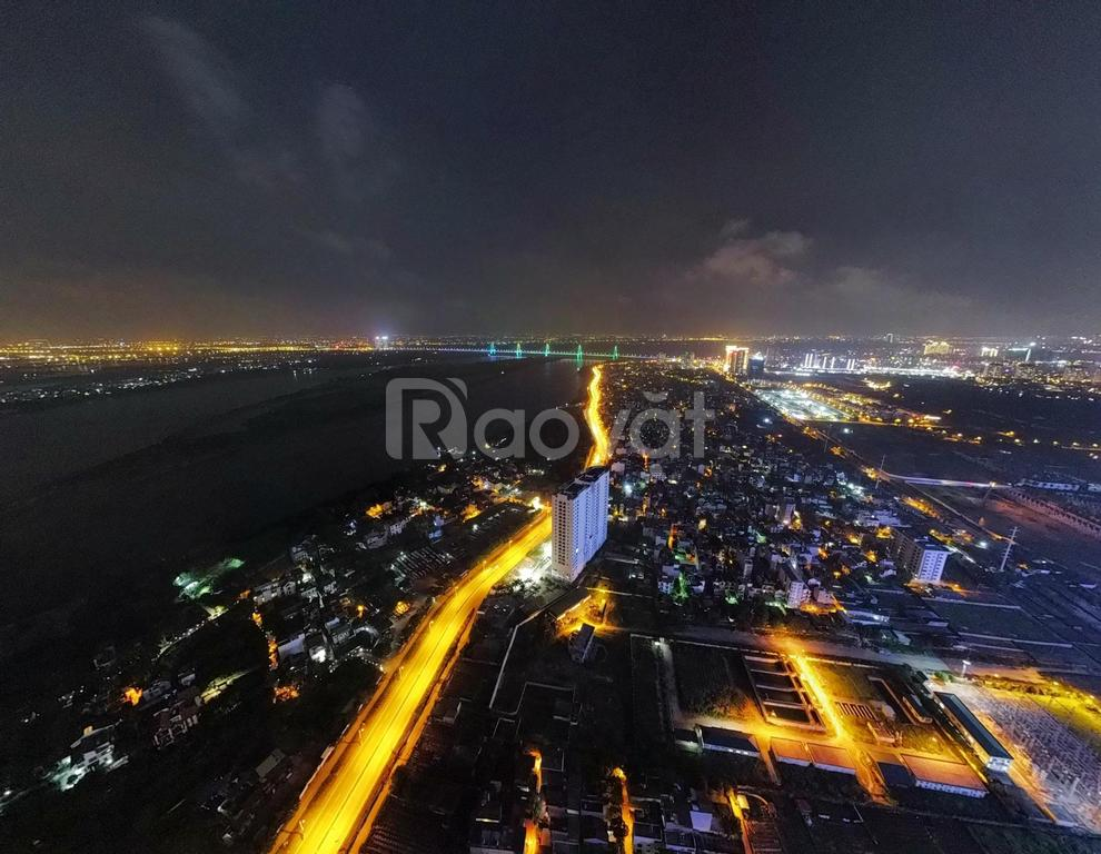 Căn 2PN đẹp khu view Sông Hồng, T9/2021 nhận nhà
