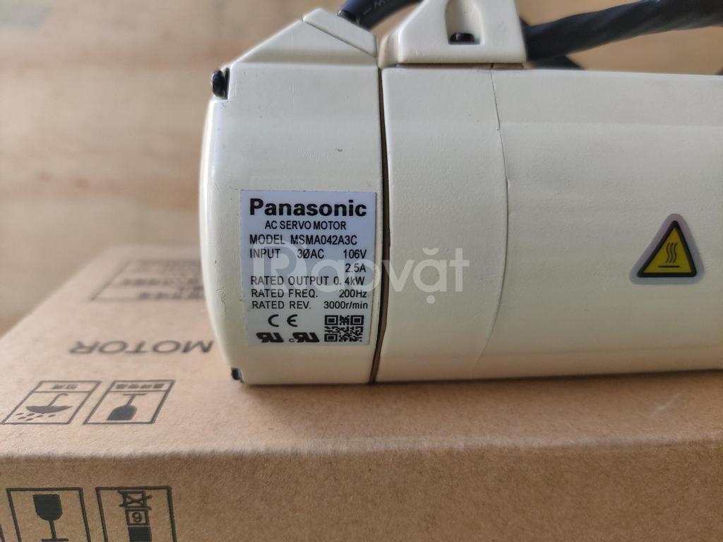 Động cơ Panasonic MSMA042A3C chính hãng giá rẻ