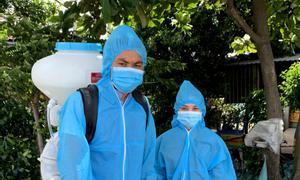 Dịch vụ phun khử trùng, khử khuẩn phòng ngừa virus covid-19