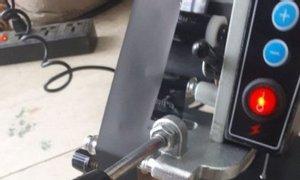 Máy in ngày tháng hạn dùng tự động, máy in date HP 241B