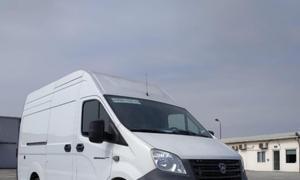 Xe tải Van GAZ nhập khẩu 100% từ Nga, lưu thông nội ô 24/24h