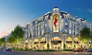 Lô góc Shophouse Hinode Royal Park, đường 30m, kinh doanh