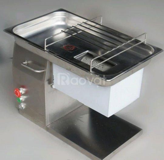 Máy thái thịt bò, lợn tươi sống, máy thái thịt công suất lớn QX-250