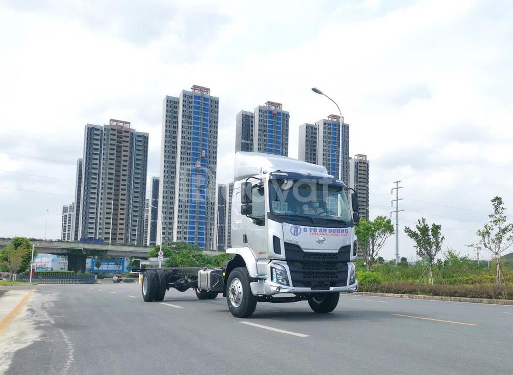 Xe tải 9 tấn Chenglong C180 nhập khẩu nguyên chiếc